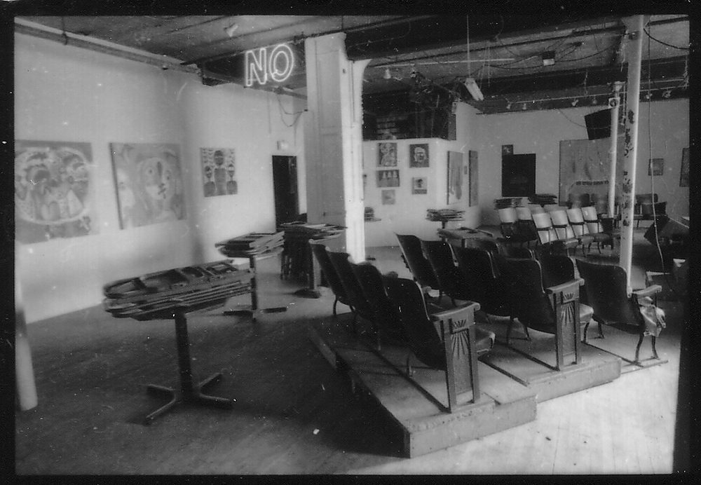 Photo of AS220's Richmond Street Space