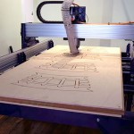 CNC Router (ShopBot)