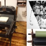 Stone Lithography Press