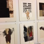 "Rosemary Marchetta. AS220 Open Studios. ""AS220 Found Objects Collages"""