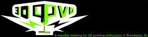3DPPVD @ AS220 Labs | Providence | Rhode Island | United States