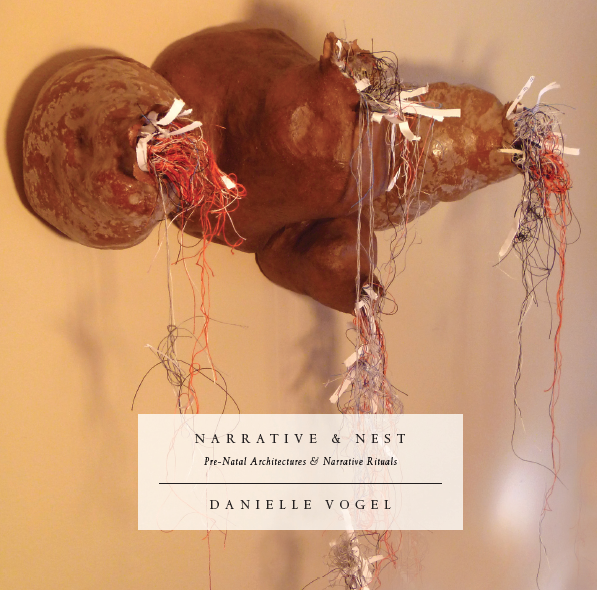 Book Cover of Narrative & Nest, Vogel