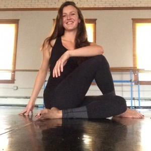 Vinyasa Yoga with Julie Shore @ AS220 Live Arts Dance Studio | Providence | Rhode Island | United States