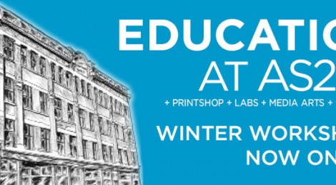 WINTER WORKSHOPS NOW ONLINE!