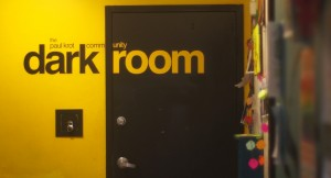 Darkroom Entrance