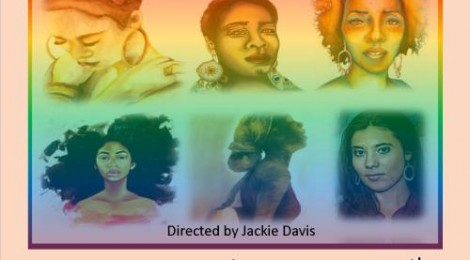 FOR COLORED GIRLS - THIS WEEKEND AT 95 EMPIRE