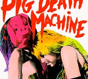 JON MORITSUGU'S PIG DEATH MACHINE AT 95 EMPIRE