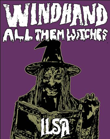 Armageddon Shop Presents: Windhand, All Them Witches, Ilsa, and Black Acid Prophecy @ AS220 | Providence | Rhode Island | United States