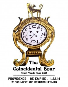 The Coincidental Hour @ Psychic Readings | Providence | Rhode Island | United States