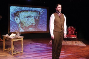 Vincent: A Play By Leonard Nimoy @ AS220's Blackbox | Providence | Rhode Island | United States
