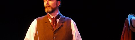 "Starry Night Theater Co. presents ""Vincent"" by Leonard Nimoy"
