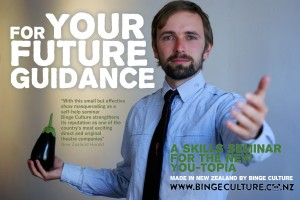 "New Zealand's Binge Culture Presents ""For Your Future Guidance"""