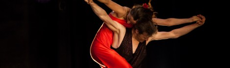 Bill Evans and Guests Perform Birthday Dance Concert Fundraiser for AS220's Dance Studio April 12 at 2 PM!