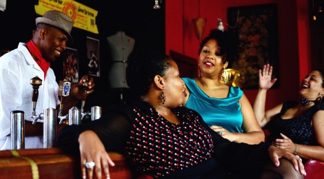 """Honeypot Performance Troupe from Chicago Presents Free Showing of """"Juke Cry Hand Clap""""- 4/13 at 6:30 in AS220's Blackbox"""