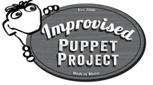 "FringePVD: ""SEARCH FOR THE FORBIDDEN BLANK: AN IMPROVISED CHOOSE-YOUR-OWN-ADVENTURE WITH PUPPETS"" BY THE IMPROVISED PUPPET PROJECT @ AS220's Blackbox"