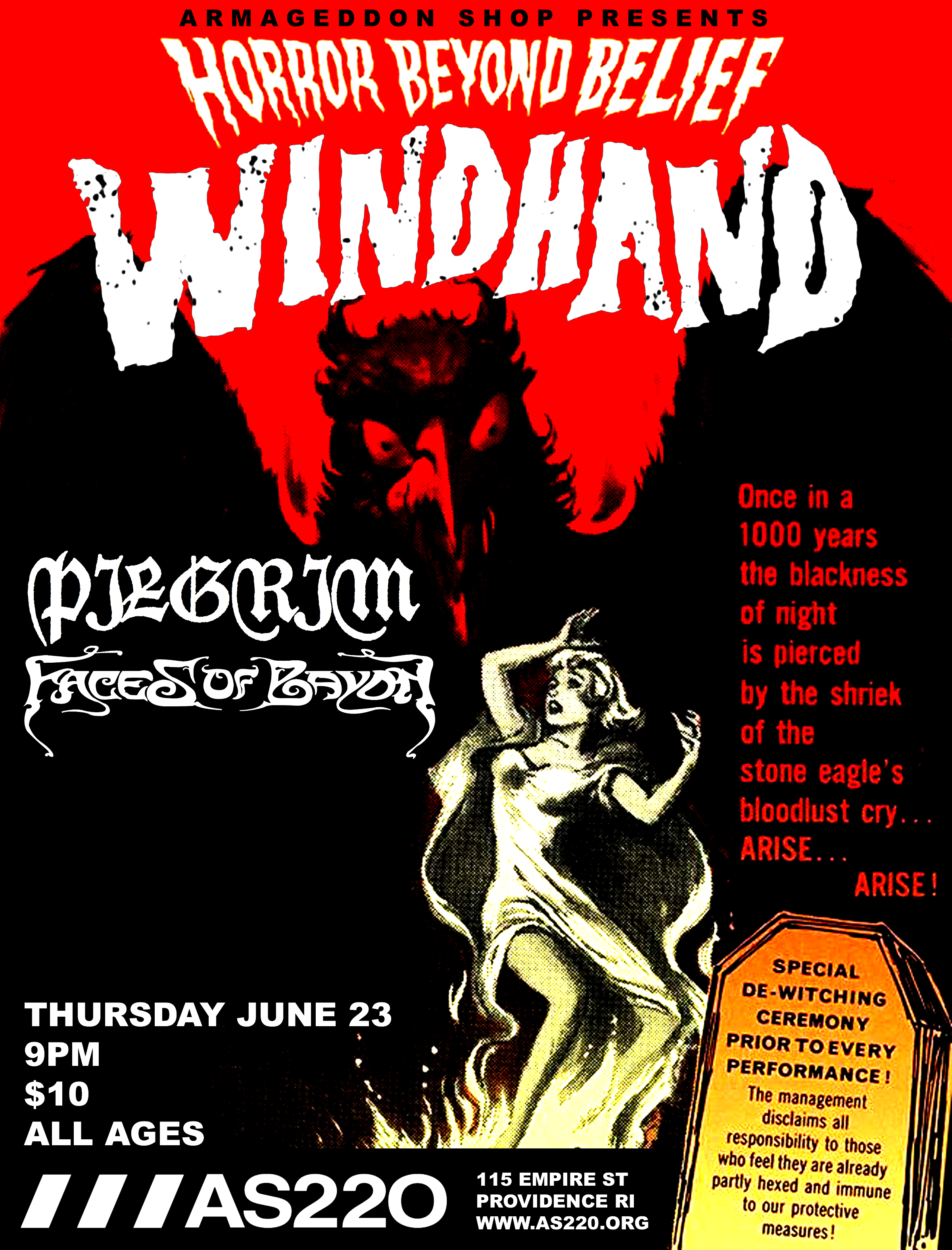 Windhand Flyer Big