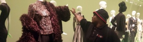AS220 YOUTH APPAREL CREW REVIEWS TODD OLDHAM EXHIBIT