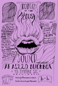 The Laugh of the Medusa // SOUND @ Black Box Theatre