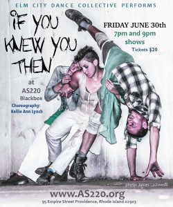 Elm City Dance Collective Presents: If You You Knew You Then