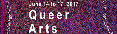PROVIDENCE QUEER ARTS FESTIVAL 2017