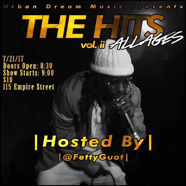 Urban Dream Music Presents: The Hits vol ii @ AS220 Main Stage | Providence | Rhode Island | United States