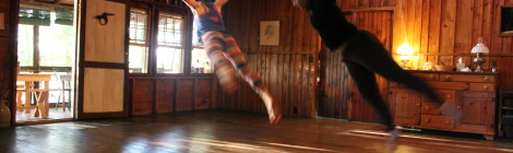 Contemporary Dance Lab with Providance Project