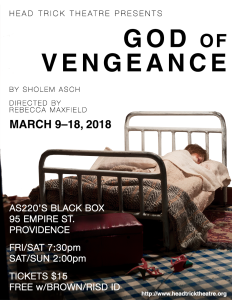 God of Vengeance Poster Web