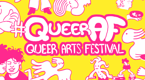 AS220 Queer Arts Fest! This week leading up to RI Pride