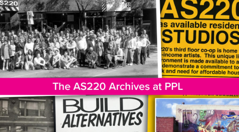 AS220 Archives Open for Research at the Providence Public Library!