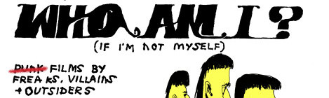 WHO AM I? (If I'm not myself)