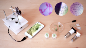 Build a Microscope @ AS220 Industries | Providence | Rhode Island | United States