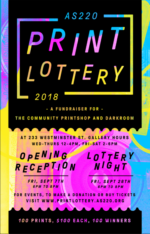 printlottery poster