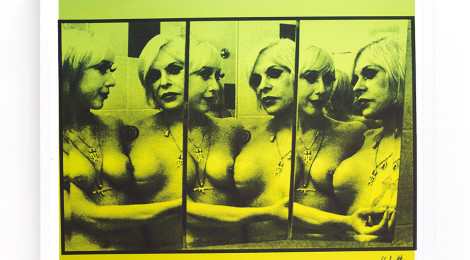 AS220 FLAT-FILE PROJECT Featuring Genesis Breyer P-Orridge