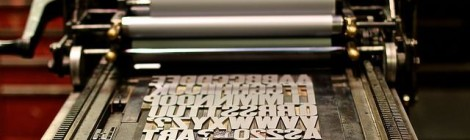 Letterpress Workshops Weekend!