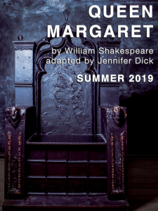 Head Trick Theatre presents: Queen Margaret @ Black Box Theatre