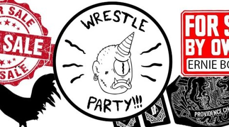 This Sunday: The Wrestle Party is for SALE!