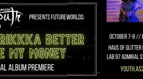 AS220 Youth Futureworlds: Oct 7-8